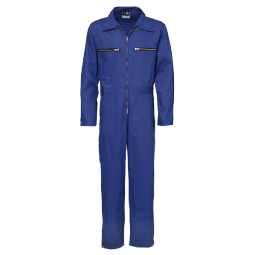 Rally overall  M-Wear 100% katoen navy