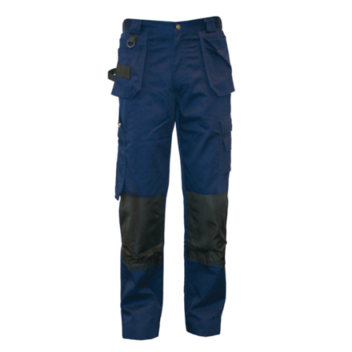 Werkbroek M-Wear Worker Eduard 7260 navy blauw