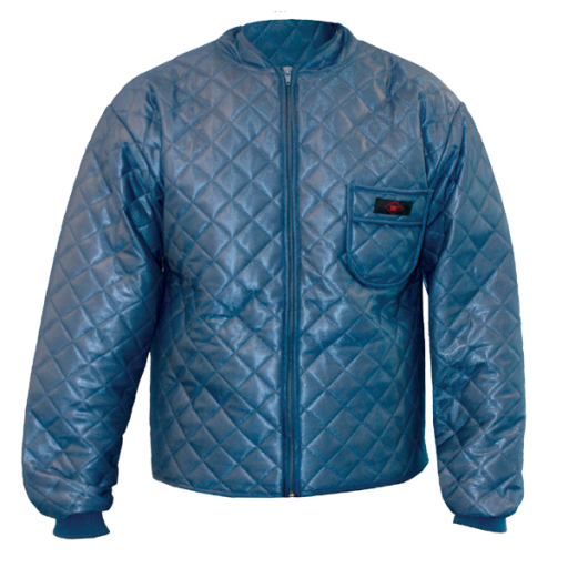 Thermo jack M-Wear 2070 , blauw