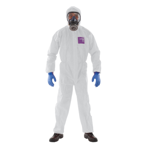 Overall Microgard 1500A ( asbest) model 138 wit