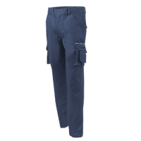 "Werkbroek Workman Cargo ""worker model"" navy blauw"