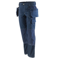 "Werkbroek Workman D-sign ""worker model""  navy blauw"