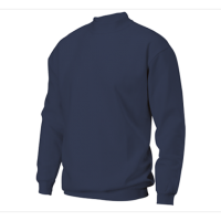 sweater rom88 s280 navy blauw