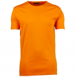 T-shirt Tee Jays men interlock bodyfit TJ520 manadarijn oranje