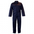 Overall M-Wear Basic 100% katoen  navy