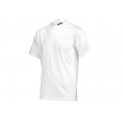 T-shirt Rom88 T190 ronde hals wit