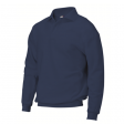 Polosweater Rom88 PSB280 met boord navy