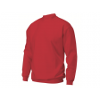 Sweater Rom88 S280 ronde hals rood