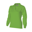Polosweater Rom88 PST280 Dames lime