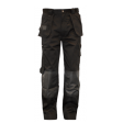 Werkbroek M-Wear Worker Eduard 7260 zwart