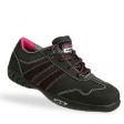 Safety Jogger Ceres S3 Dames Zwart met pink